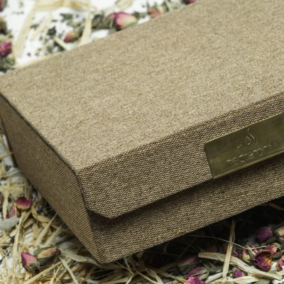 Rectangular FABRIC GIFT BOX