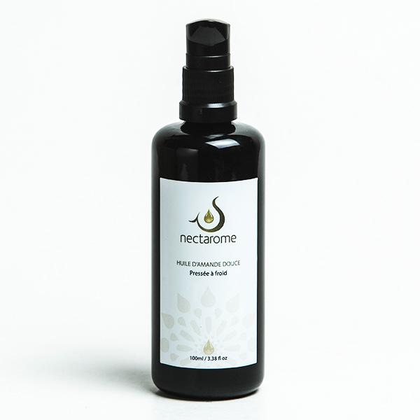 huile d'amande nectarome
