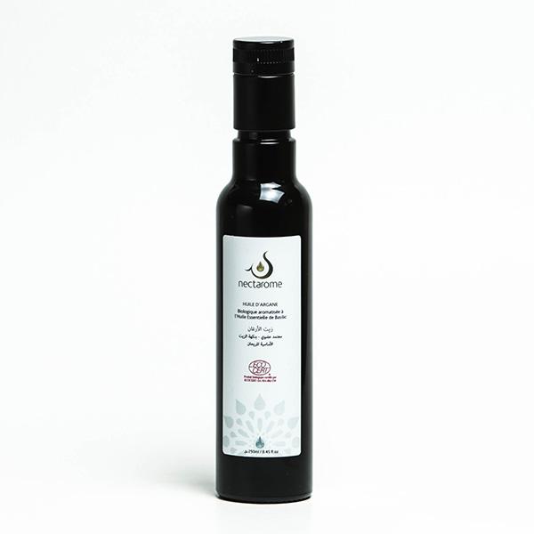 huile argan nectarome