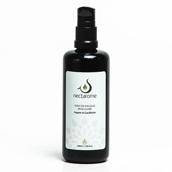 huile de massage nectarome