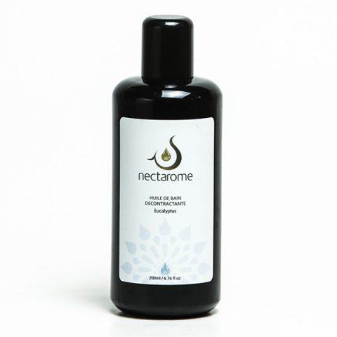 huile de bain nectarome