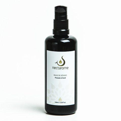huile de sésame nectarome