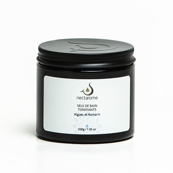 sel de bain nectarome