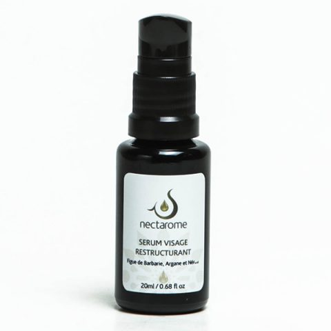 serum visage nectarome